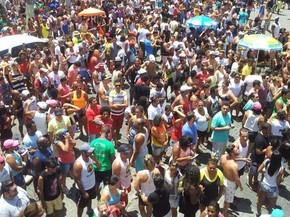Músicas que incitem a violência são proibidas no carnaval de Salvador (Foto: Ruan Melo/G1 BA)