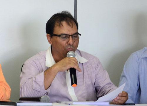 O presidente da Câmara poderá ser confirmado como o candidato a Prefeito da situação em Tanhaçu.