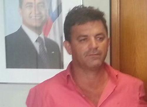 Gerson Martins já responde como prefeito de Rio do Antônio. Foto: Informebarra.com.br