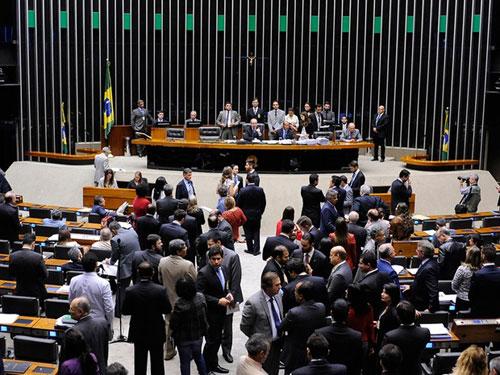 Plenário: Câmara terá substituídos cerca de 4% dos deputados (Foto: Alex Ferreira/Câmara dos Deputados)