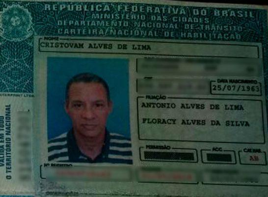 Cristovam era lotado no 11º Batalhão da PM e estava na corporação há 32 anos (Foto: Reprodução)
