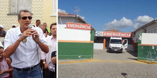 O empresário Jadiel Mascarenhas tentou reagir a um assalto e o carro capotou próximo a Itaberaba| FOTO: Montagem do JC |