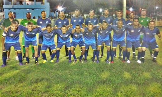 A equipe da Várzea segue dividindo a liderança do Grupo A com a equipe do Caraibunas.