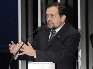 O senador Walter Pinheiro (Foto: Waldemir Barreto/ Agência Senado)