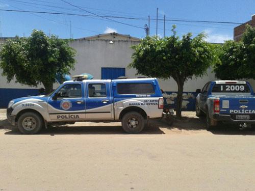 A Polícia Civil de Barra da Estiva está investigando o crime. Foto: Informebarra.com.br