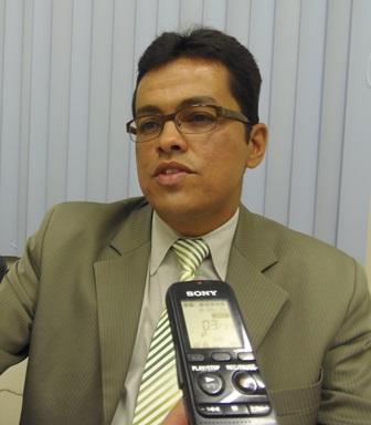 Dr. Leonardo Rabelo Coordenador da 20ª Coorpin (Foto: Informebarra)