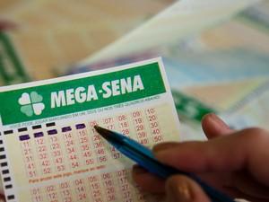 Mega-Sena pode pagar R$ 2,2 milhões nesta quinta-feira (Foto: Caio Kenji/G1)
