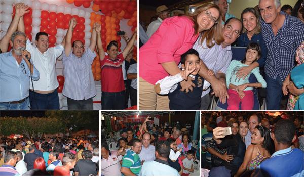 Foto / montagem - Informebarra.com.br