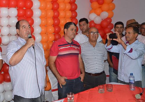 Albercinho e Ruy vão tentar a reeleição. Foto: Informebarra.com.br