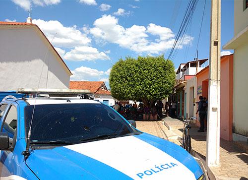 O crime aconteceu na Rua da Usina. Foto: Informebarra.com.br