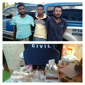 Foto: Divulgação da Polícia Civil.