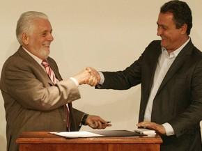 Jaques Wagner é empossado coordenador executivo do Codes (Foto: Manu Dias/GOVBA)