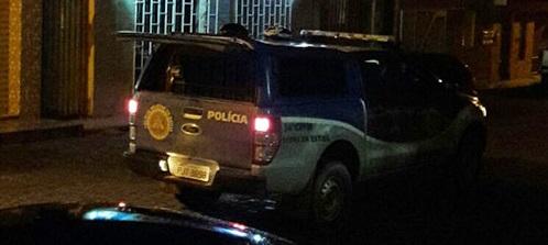 A polícia realizou rondas mas ninguém foi preso.