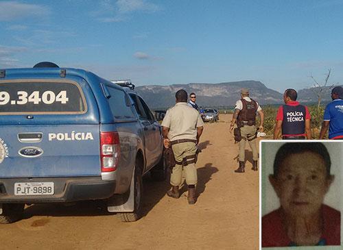 A Polícia Técnica e Militar estiveram no local realizando os procedimentos de praxe. Foto: Informebarra.com.br