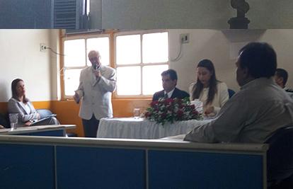 Prefeito eleito em Tanhaçu, Dr. Jorge