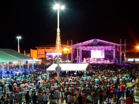 Festejos ocorriam há 19 anos na cidade de Vitória da Conquista (Foto: Divulgação)