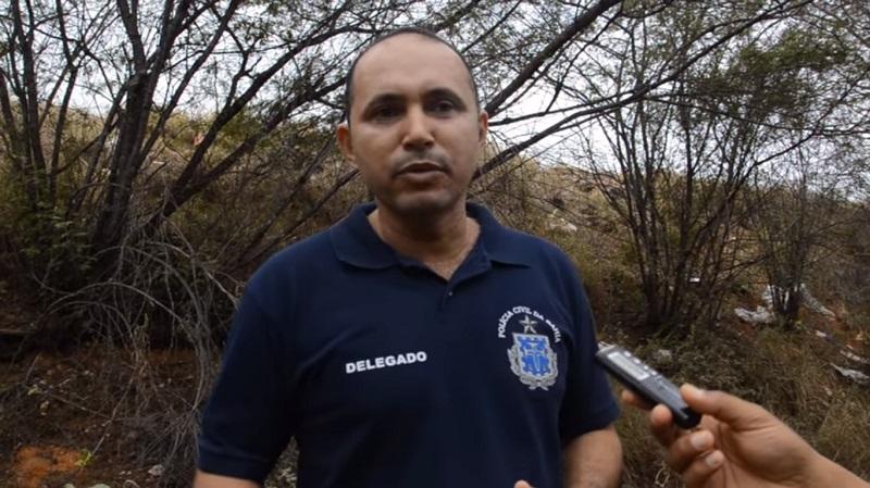 Dr. Wilson responde pela dela delegacia de Barra da Estiva e Ibicoara